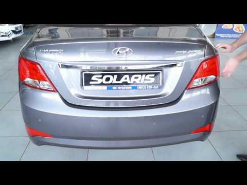 Новый Hyundai Solaris. Hyundai Solaris