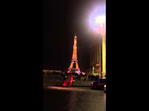 Jardins du Trocadero Paris