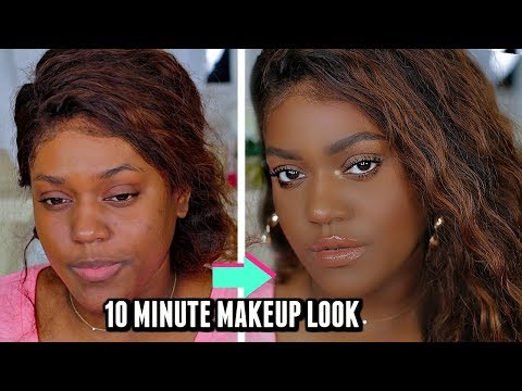 10 Minute Everyday Makeup Routine ft Lash Ease thumbnail