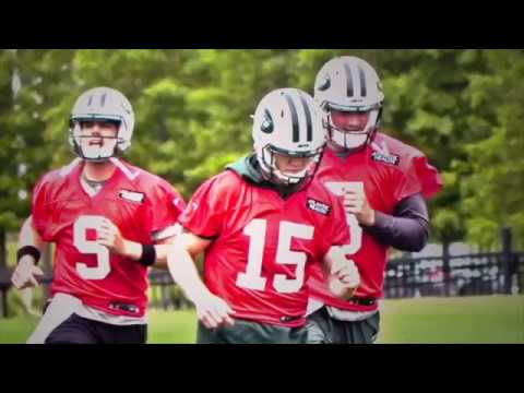 Check out the best of New York Jets OTAs!