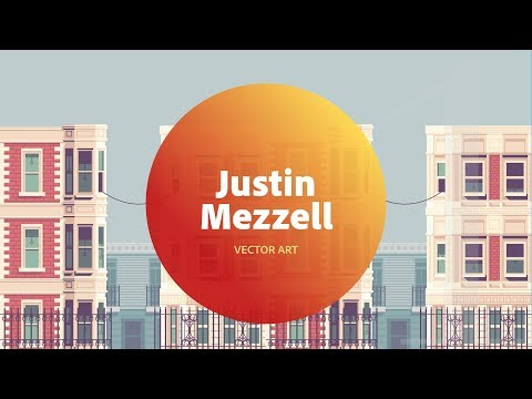 Live Vector Art with Justin Mezzell  1 of 3