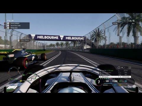 F1 New Balance Esports Pro Series 2018: Race One Highlights