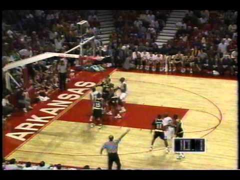 Arkansas vs. Missouri 12/2/1993