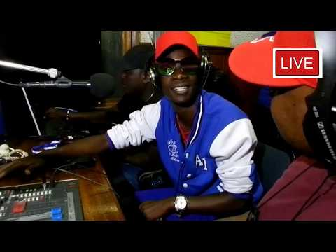 Jah signal- Live@Radio Zimbabwe with Dj Giver & Dj Tayden 2017 HD video