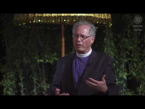 Bishop Marc Andrus  COMPASSIONATE EARTH  2017 Festival of Faiths