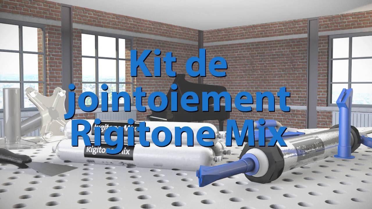 Kit De Jointoiement Rigitone Mix Youtube