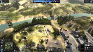 World in Conflict MW Mod 4.1 Beta - Gameplay Test ARMOR