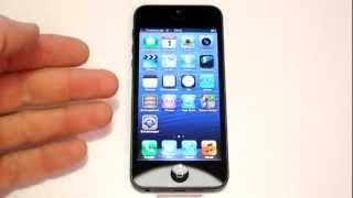 iPhone 5 Anleitung: Web-App - Google Maps installieren