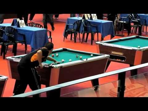 David Alcaide Pool