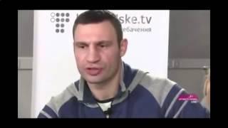 КЛИЧКО VS Камеди Клаб Лучшее 2015! Кличко реально тупит