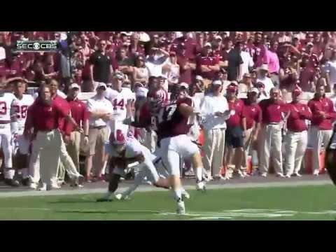 2015 #10 Alabama vs. #9 Texas A&M (HD)