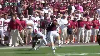 2015 #10 Alabama vs. #9 Texas A&M (HD)
