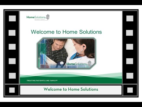 Welcome to Home Solutions