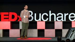 Teo at TEDxBucharest