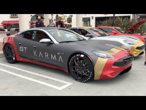Two 2020 Karma Revero GTs