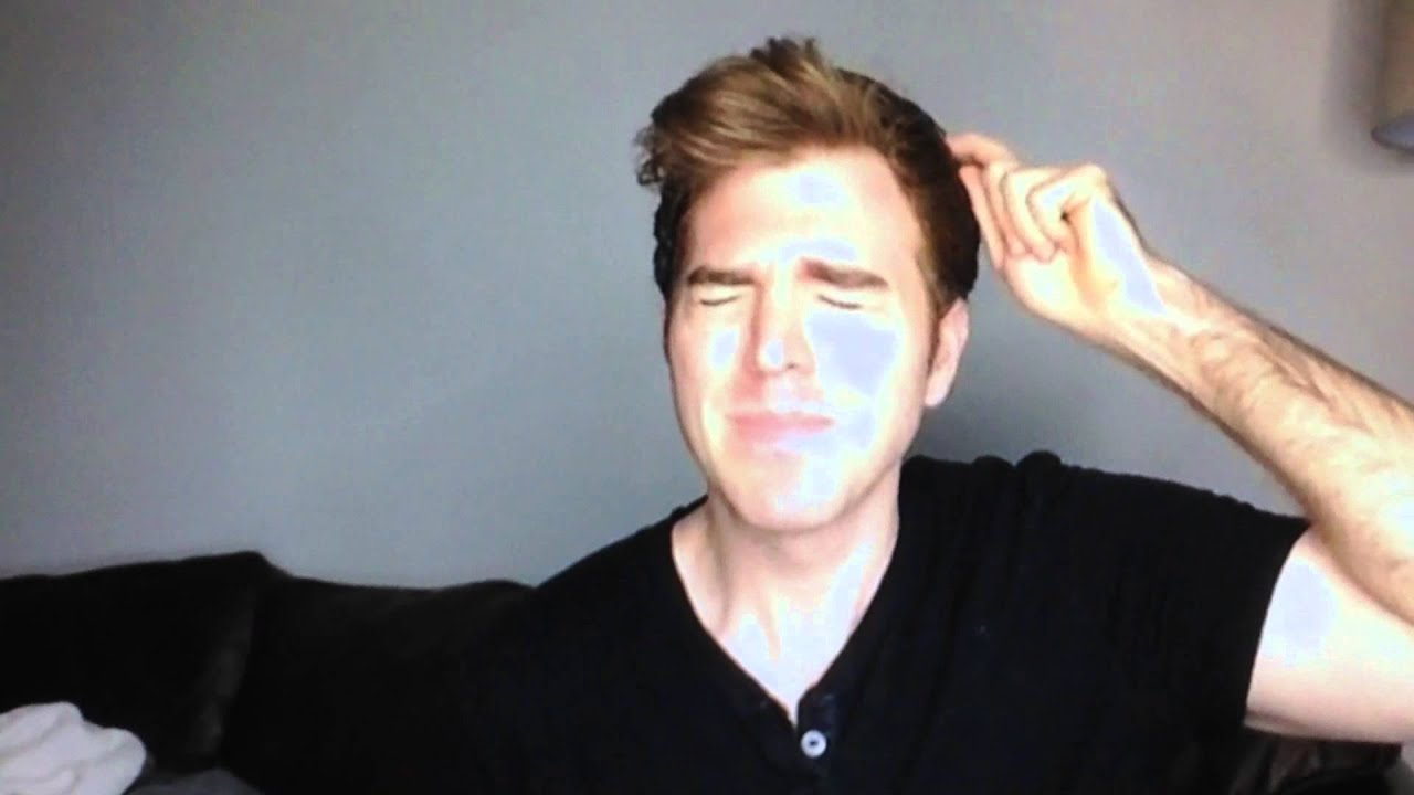 Shane Dawson Performing His Scene In Not Cool Youtube