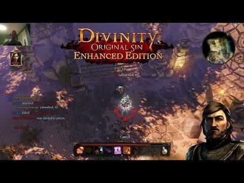 Divinity Original Sin Enhanced Edition Ep 1 The Quest Begins