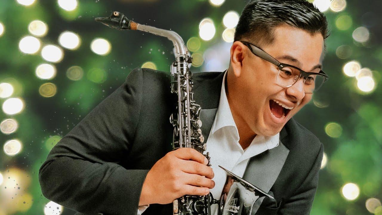 Holy Spirit Prayer Hymns   Peaceful Saxophone Music   Healing Worship Instrumental