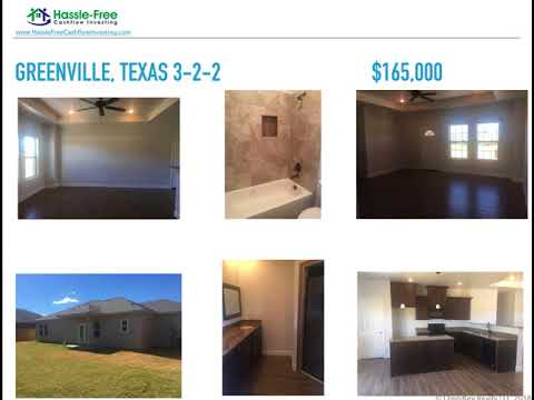 Turnkey Rental Houses in Dallas - Hassle-free Cashflow with Omnikey Realty