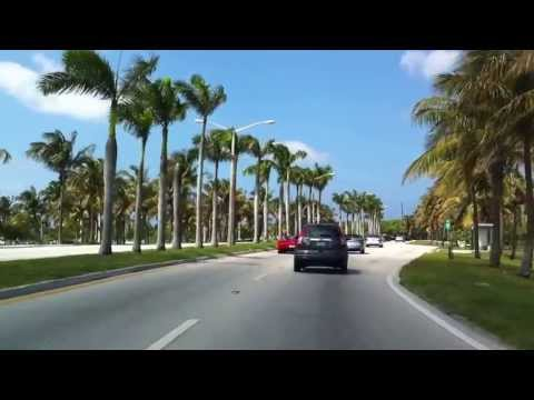 Bal Harbour, Florida - A drive over Haulover Cut & Haulover Park HD (2013)