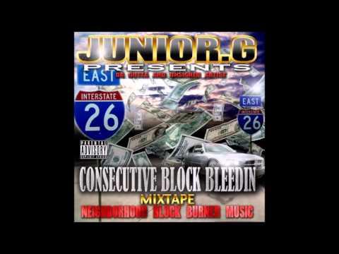 Junior G - Consecutive Block Bleedin 2008 FULL CD (NORTH CHARLESTON, SC)