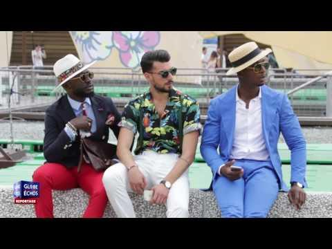 92ème édition du PITTI UOMO 2017 Florence - Interview réalisée par Berta CORVI