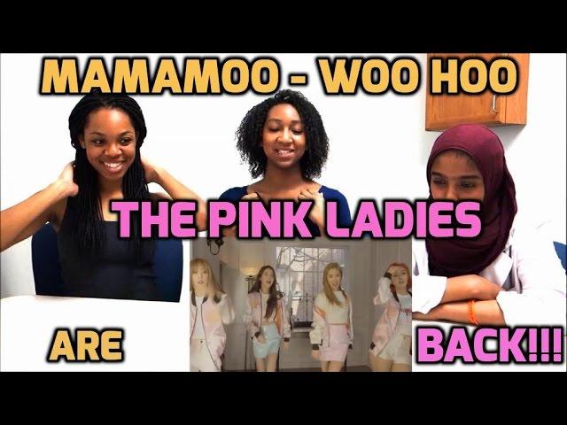 MAMAMOO (마마무) - Woo Hoo (기대해도 좋은 날) MV Reaction #1