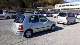 Видео-тест автомобиля Nissan March (HK11-306269 1998г)