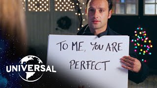 Love Actually | Signs He's in Love