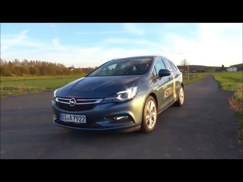 im test opel astra sports tourer dynamic 1 4 turbo. Black Bedroom Furniture Sets. Home Design Ideas