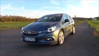 Im Test: Opel Astra Sports Tourer Dynamic 1.4 Turbo ecoFlex - The ProbefahrtBlog(Test Astra K 5-Türer und IntelliLux LED-Matrix-Licht: https://www.youtube.com/watch?v=LeKaYQRbg_c Ende letzten Jahres haben wir euch bereits die ..., 2016-05-11T17:24:25.000Z)