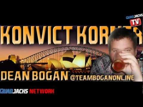 Konvict Korner feat Dean Bogan Aussie Poker Radio QuadJacks April 18, 2012