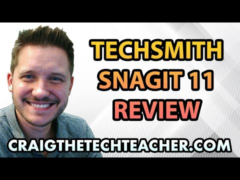 Techsmith SnagIt 11 Review