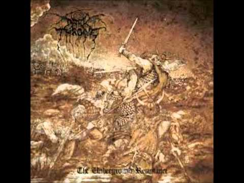 Darkthrone - Valkyrie (NEW SONG from the Underground Resistance ablum)  HD