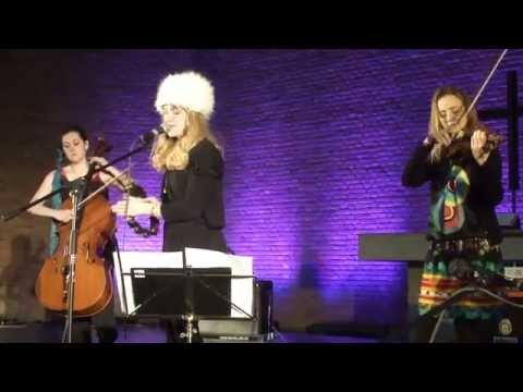 American Songbirds: KYRIE KRISTMANSON live in Bochum, 30. März 2014