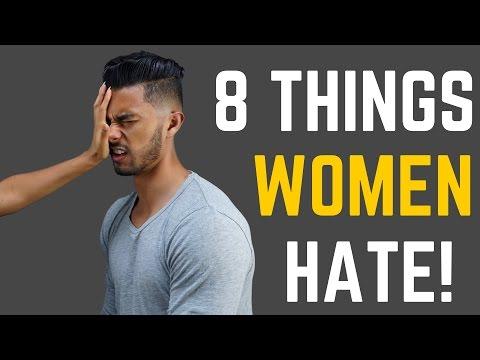 8 BIGGEST Turn Offs for Women