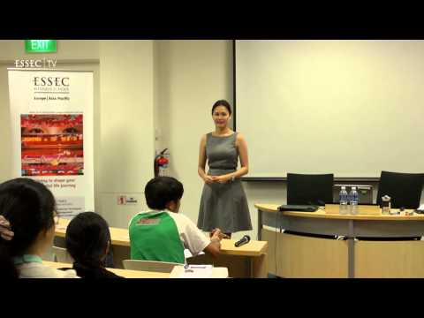 ESSEC Asia-Pacific: UN Women - Panel Discussion with Eunice Olsen and Leza Parker