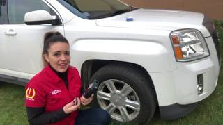 How to clone TPMS ID's with H46 TPMS tool with Hamaton UPro TPMS sensors