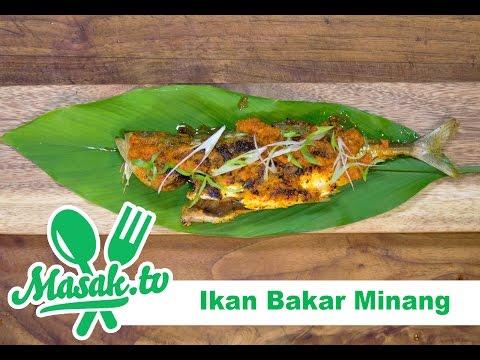 Ikan Bakar Minang | Resep #193