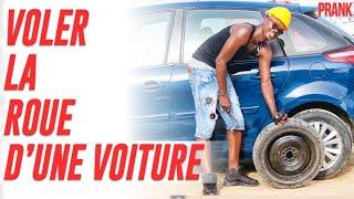 Voler la roue à un inconnu version Sénégal ( Camera Cachée Mahfousse )