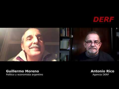 Guillermo Moreno: Estados Unidos ya dejó de ser neoliberal