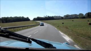 Balade en Deudeuche (2 cv Citroën)