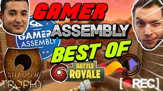 BEST OF FORTNITE GAMERS ASSEMBLY 2018 [DAY 1]