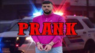PRANK : ALAUDININ E NGAJTI POLICIA