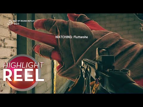 Highlight Reel #322 - Rainbow 6 Replay Really Rubs It In