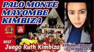El Brujo, Ruth Kimbiza
