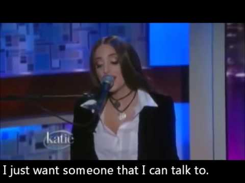 Just The Way You Are - Alexa Ray Joel @ Katie
