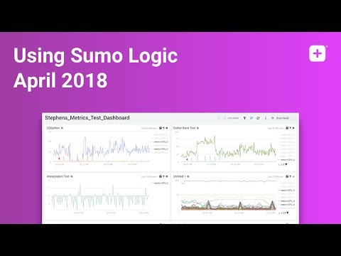 Using Sumo Logic - Apr 2018