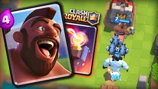 """Clash Royale """"WIN EVERY TIME?!"""" BEST Arena 7 & Arena 8 Deck Strategy! (Pro/Beginner Tips)"""