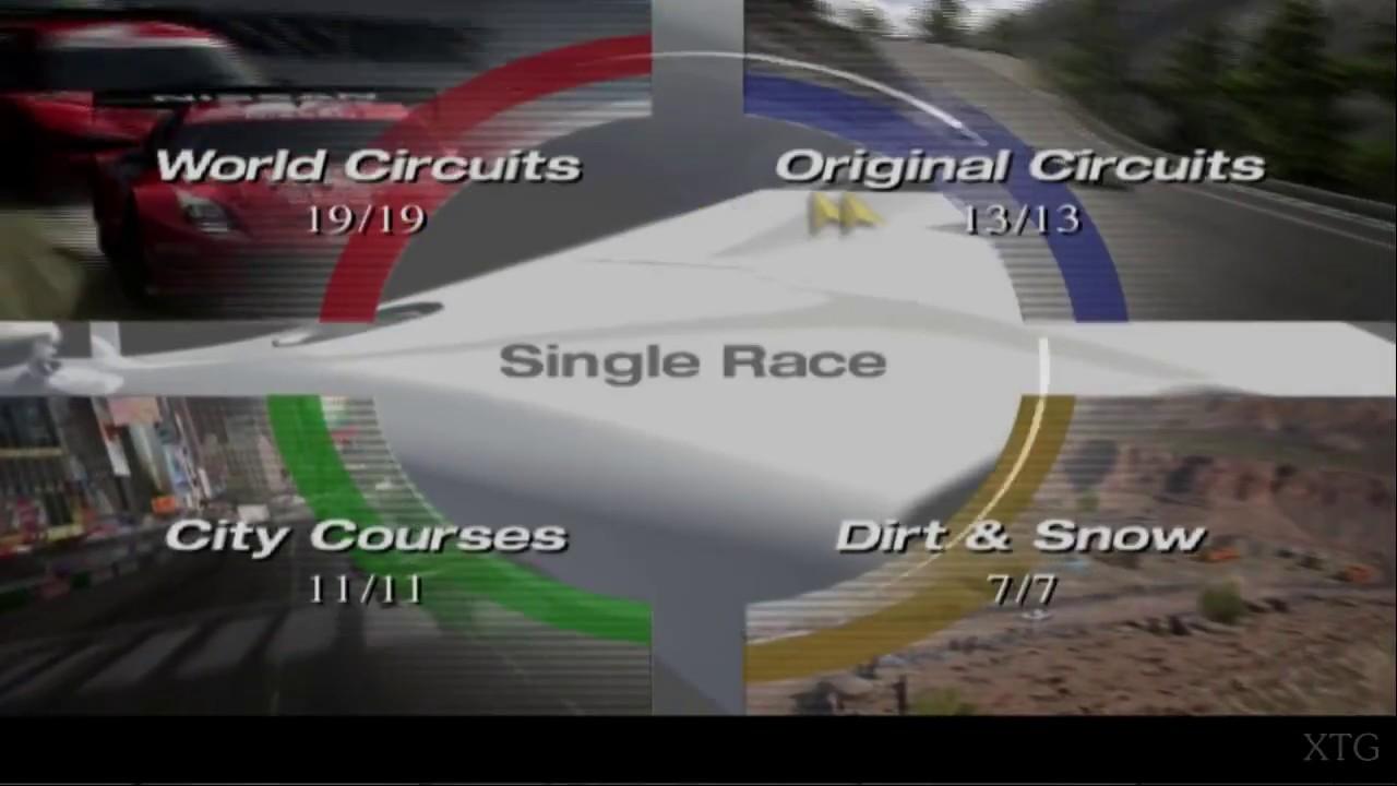 Gran Turismo Sport Track List >> Gran Turismo 4 Track List Ps2 Gameplay Hd